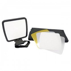 Kit Reflector y Difusor para Flash