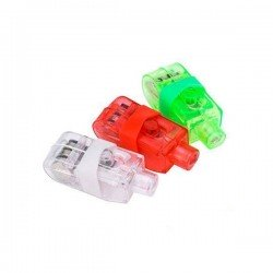 Kit 3 Anillo Finger Leds