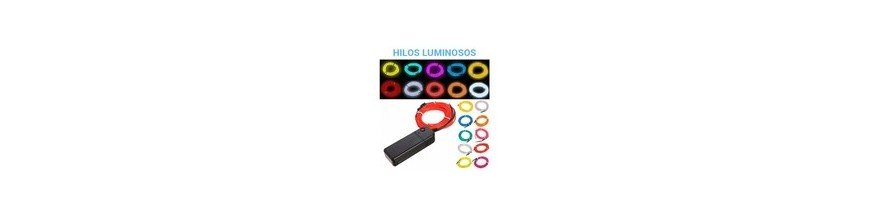 Hilos Luminosos / The Tape